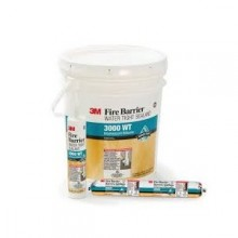 3M Fire Barrier Watertight Silicone 3000 WT Sealant