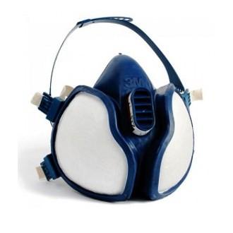 Máscaras y filtros para partículas, gases y vapores