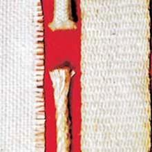 Productos textiles, juntas y planchas aislantes alta temperatura