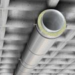 Aislamiento por el Exterior de Conductos metálicos