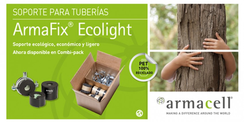 ARMAFIX® ECOLIGHT AHORA DISPONIBLE EN COMBI-PACK
